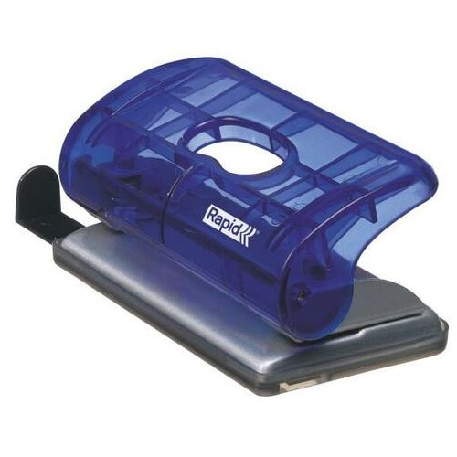 Rapid Dziurkacz mini colourice fc5 - niebieski