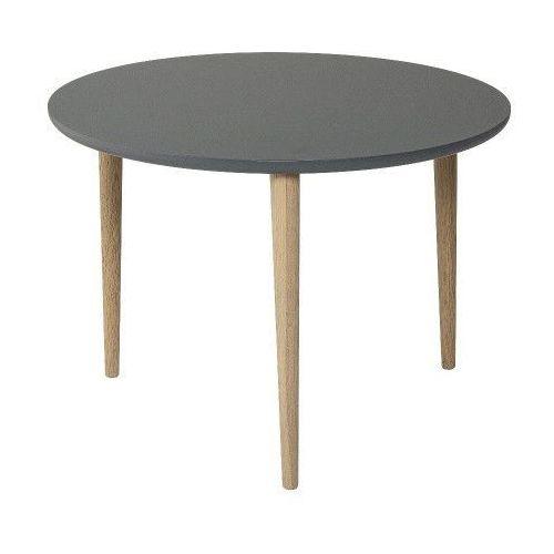 Noa okrągły stolik kawowy L, szary - Bloomingville, 89908880