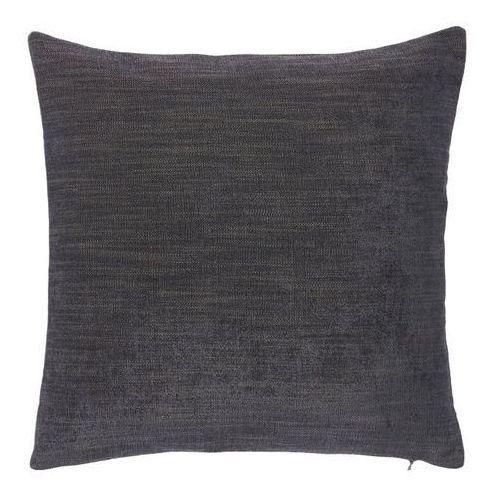 Goodhome Poduszka pahea 45 x 45 cm ciemnoszara