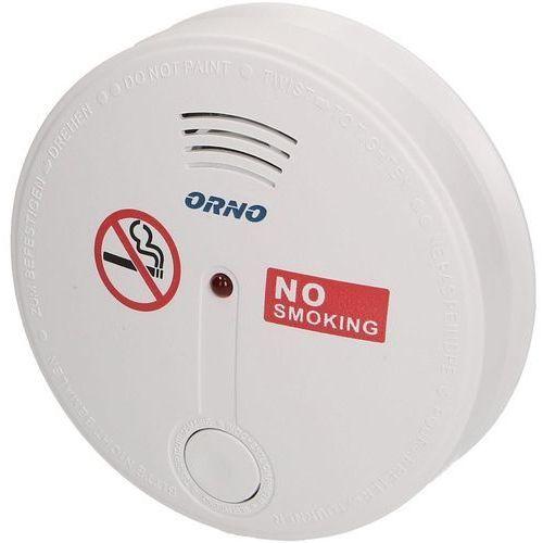 Orno Bateryjny czujnik dymu papierosowego or-dc-623 + darmowy transport! (5901752484474)