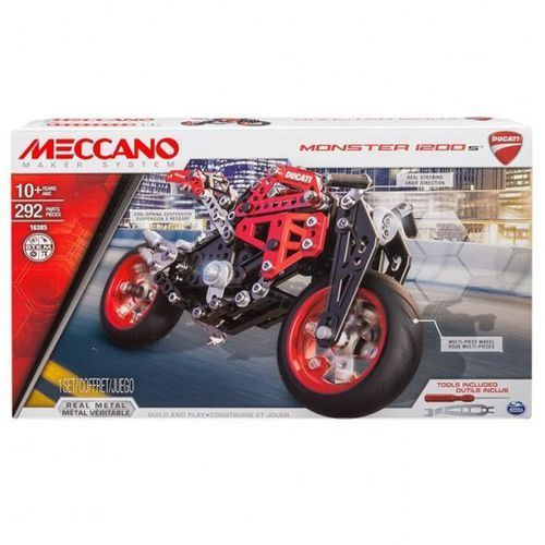 Spin master Meccano core - elite monster motor i200 (ducati) izimarket.pl