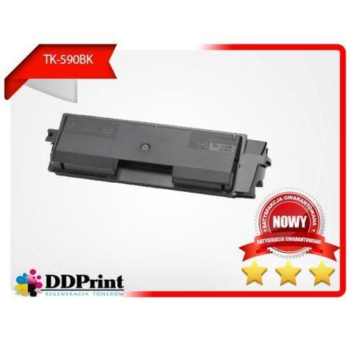 Toner TK590BK - czarny do Kyocera FS-C2026 FP FS-C2126 FS-C2526 FS-C2626 - zamiennik 7k