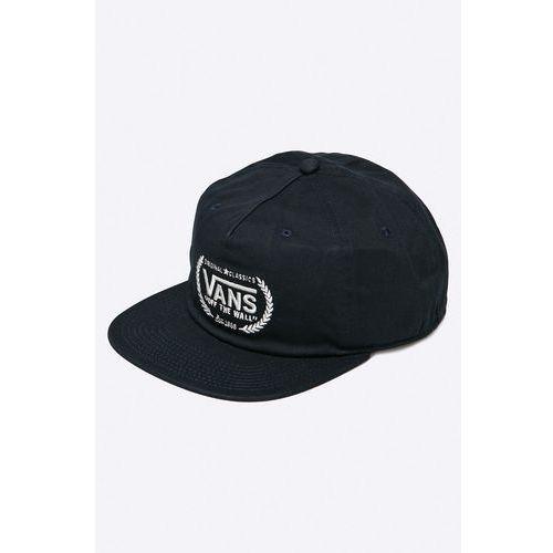 - czapka z daszkiem marki Vans