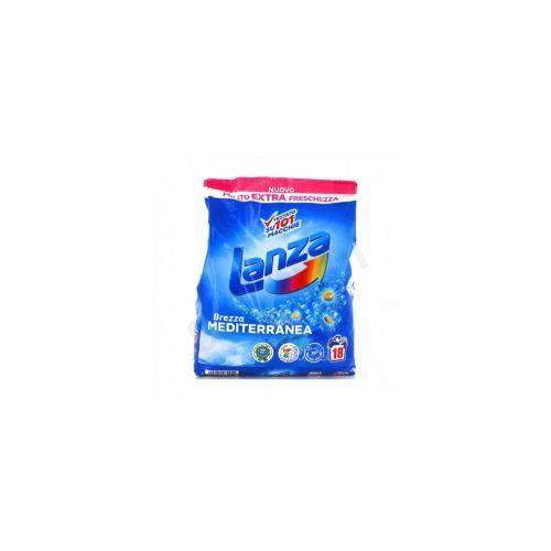 Lanza śródziemnomorska bryza - proszek do prania kolorowego i białego (18prań - 1,125 kg)