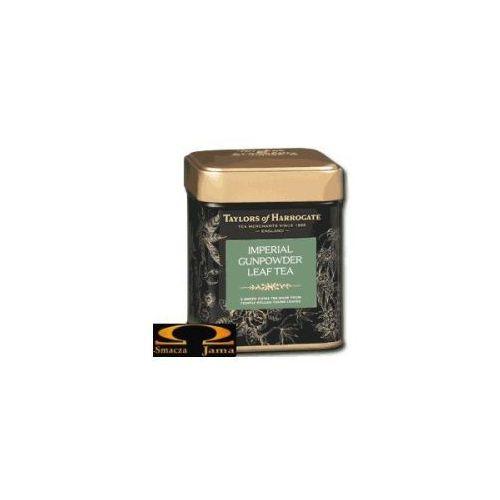 Herbata zielona liściasta Taylors of Harrogate Imperial Gunpowder 125g (herbata zielona)
