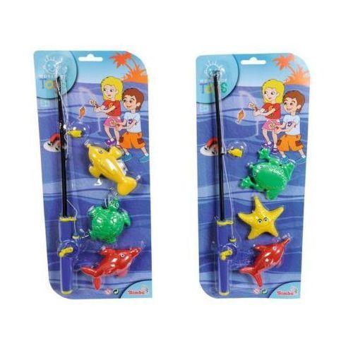Magnetyczna wędka z rybkami, 2 wzory marki Simba