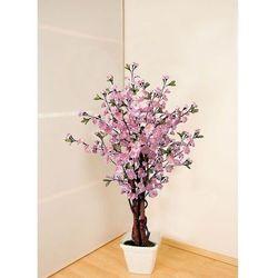 Sztuczne drzewka kwiaty drzewko kwiat brzoskwini, marki Greentree