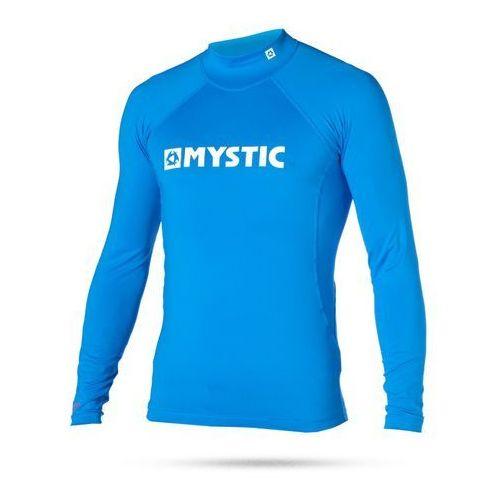 Mystic Lycra 2016 star rashvest junior l/s blue