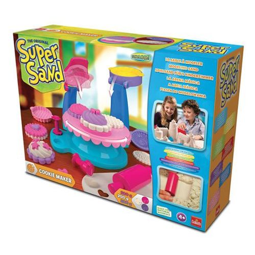 Goliath Super sand - produkcja ciasteczek (8711808832893)