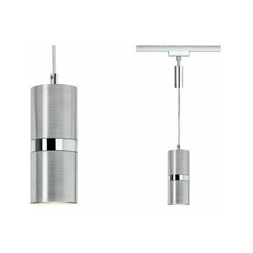 Paulmann paulmann zwis variline dacapo aluminium satynowe / chrom bez lampy, max. 50 w gz10 95158 - autoryzowany partner paulmann, automatyczne rabaty.