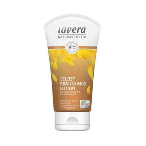 Balsam samoopalający do ciała z bio-makadamią i bio-olejem słonecznikowym marki Lavera