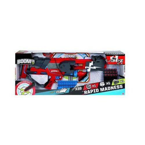 Boomco rapid madness 30 rzutek y8618 marki Mattel