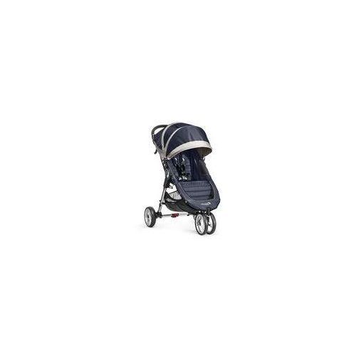 Wózek spacerowy City Mini Single Baby Jogger + GRATIS (navy/blue/gray), 745146114944