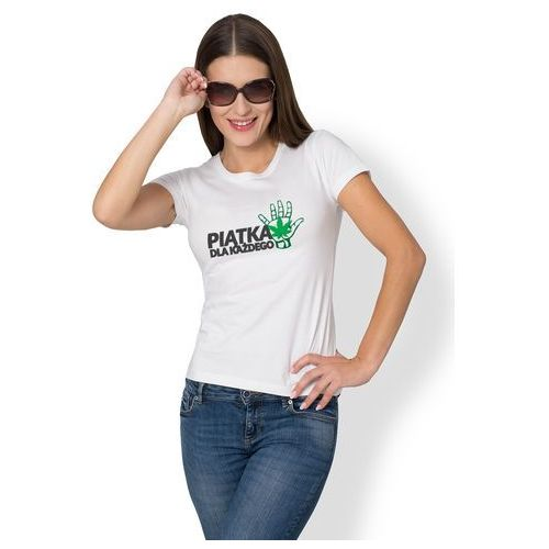 Koszulka piątka dla każdego, Megakoszulki, 36-44