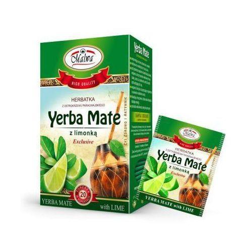 Malwa Herbata yerba mate z limonką ex'20  (5902781002165)