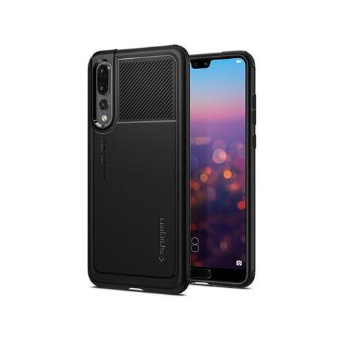 Spigen Etui marked armor huawei p20 pro black (8809606429749)