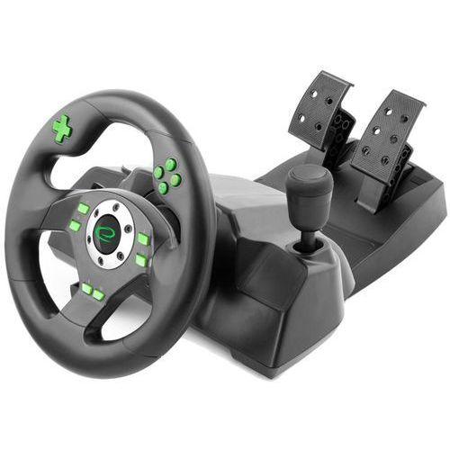 "Kierownica Esperanza EGW101 ""Drift"" do PC/PS3 (5901299946879)"