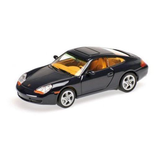 porsche 911 (996) coupe 1998 marki Minichamps