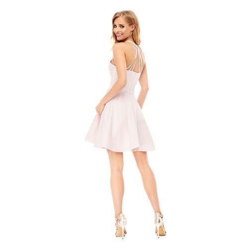 Sukienka Gladiola w kolorze różowym, 1 rozmiar