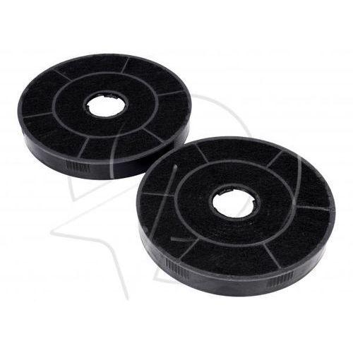 Filtr węglowy w obudowie okrągły do okapu 1160826 marki Amica