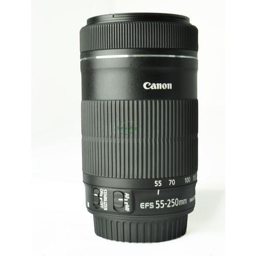 Canon EF-S 55-250MM 4-5.6 IS II 5123B005BA DARMOWA DOSTAWA DO 400 SALONÓW !! (4960999979373)
