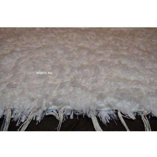 Chodnik bawełniany (wycieraczka) biały 65x50 marki Spółdzielnia twórców ludowych