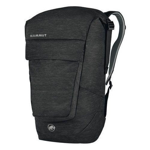 Mammut xeron courier 25 plecak czarny 2018 plecaki szkolne i turystyczne (7613276826910)
