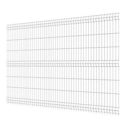 Panel ogrodzeniowy 3d 153 x 250 cm oczko 5 x 20 cm ocynk marki Polargos