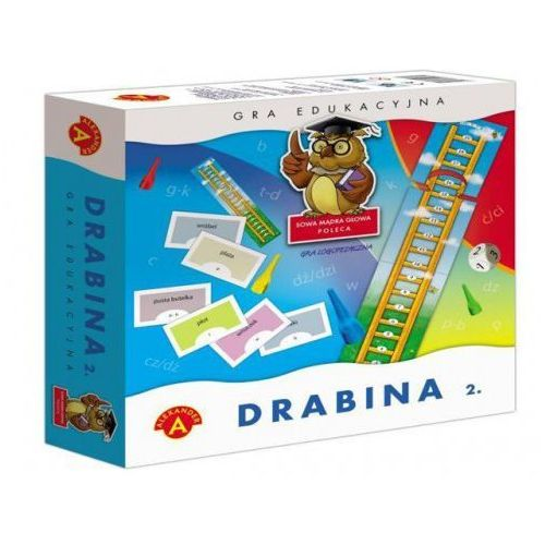 GRA LOGOPEDYCZNA - DRABINA 2 - WIEK 5+ (5906018003666)