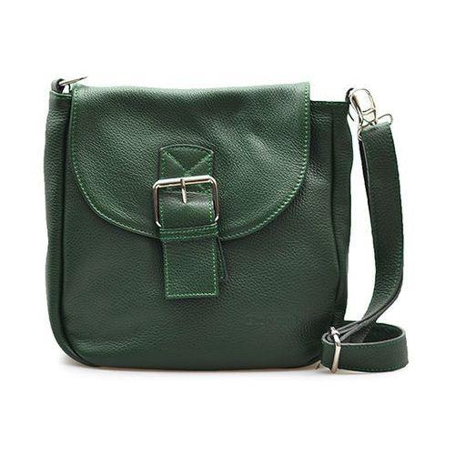 Torebka damska listonoszka 531 zielona marki Barberini's