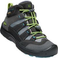 buty trekkingowe chłopięce hikeport mid wp y magnet/greenery us 1 (32/33 eu) marki Keen