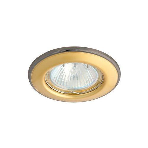 Oczko halogenowe AXL 3114 1xMR16/50W perłowe złoto/ nikiel- GXPP014 (8592661002087)
