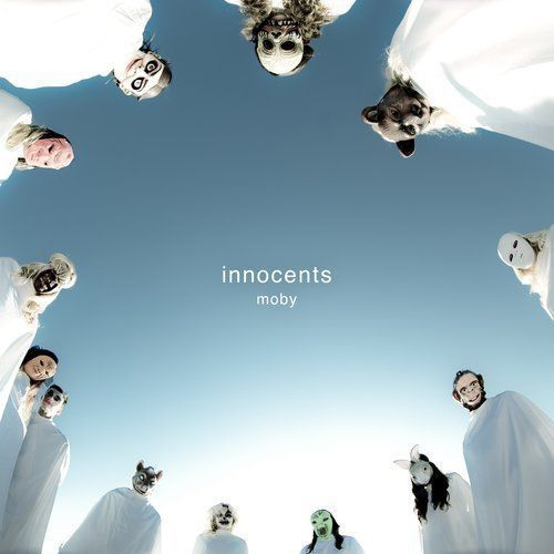 Innocents(deluxe version) - moby (płyta cd) marki Parlophone music poland