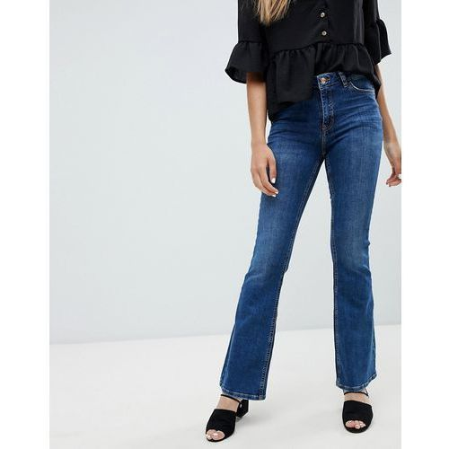 flare jeans - blue, New look