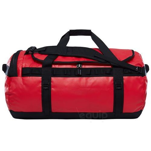Torba podróżna base camp duffel l ne - tnf red / tnf black marki The north face