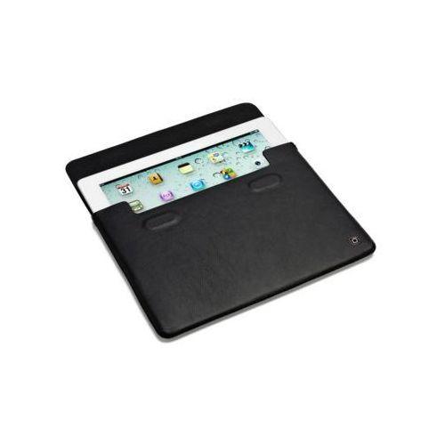 Etui do tabletu leather 10 cali czarny marki Dicota