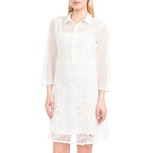 Desigual  cheli dress biały 40