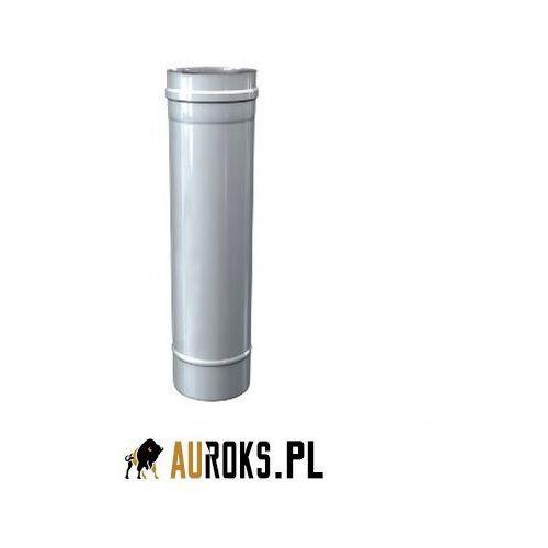 Mk mkps invest rura 25 cm fi 60/100 mm biała marki Mk żary
