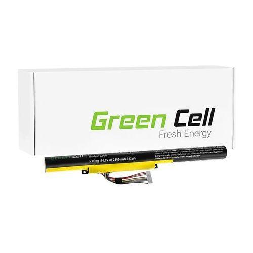 Lenovo IdeaPad P400 / 121500112 2200mAh Li-Ion 14.8V (GreenCell) (5902701416232)