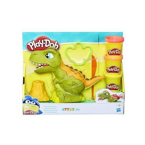 Hasbro Play-doh ciastolina t-rex +