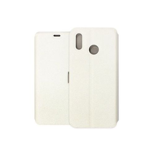 Huawei Honor Play - etui na telefon Wallet Book - biały, ETHW777WLBKWHT000