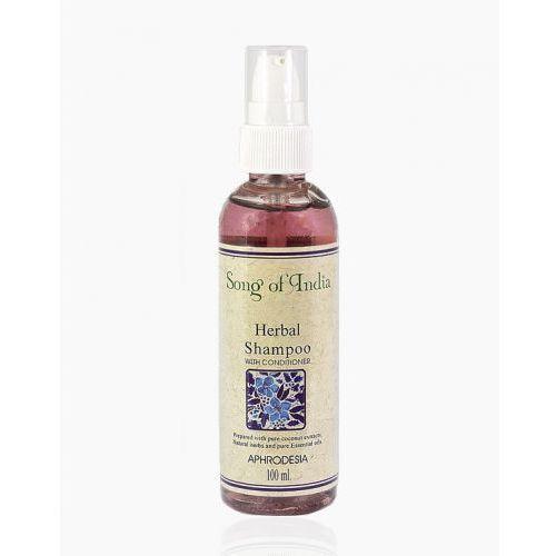 Ziołowy szampon z odżywką do włosów Aphrodesia - 100 ml
