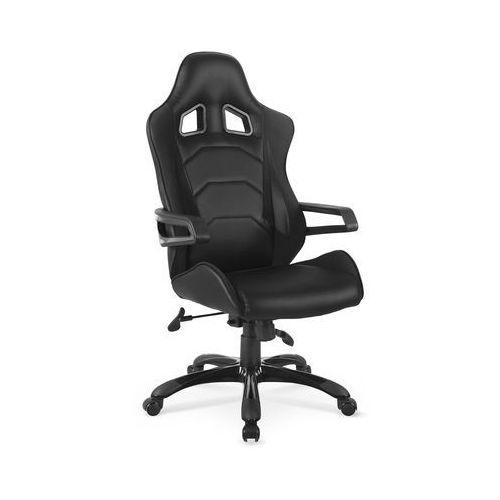Fotel dla gracza gamingowy HALMAR DORADO czarny, H-DORADO-czarny