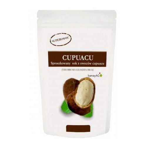 Cupuacu liofilizowany sproszkowany sok z owoców capuacu 200g, marki Kenay ag