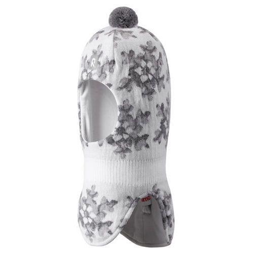 Reima Kominiarka zimowa dziecięca akwe biały - 0101 (6438429051916)