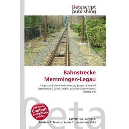 Bahnstrecke Memmingen-Legau