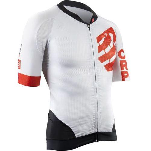 Compressport Koszulka on/off maillot biały / rozmiar: xs (7640170341041)