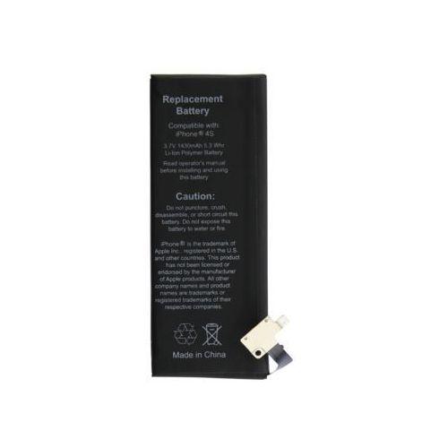 Gsm-parts Bateria akumulator 1420 mah iphone 4g (jakość oem)