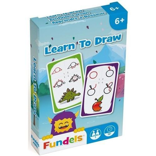 Nauka Rysowania/ Learn To Draw - Cartamundi