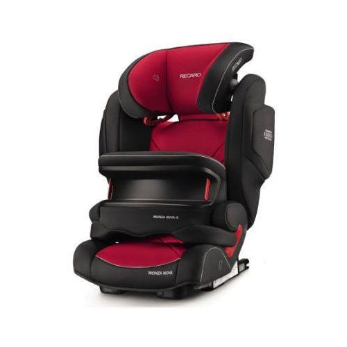RECARO Fotelik samochodowy Monza Nova IS Seatfix Racing Red